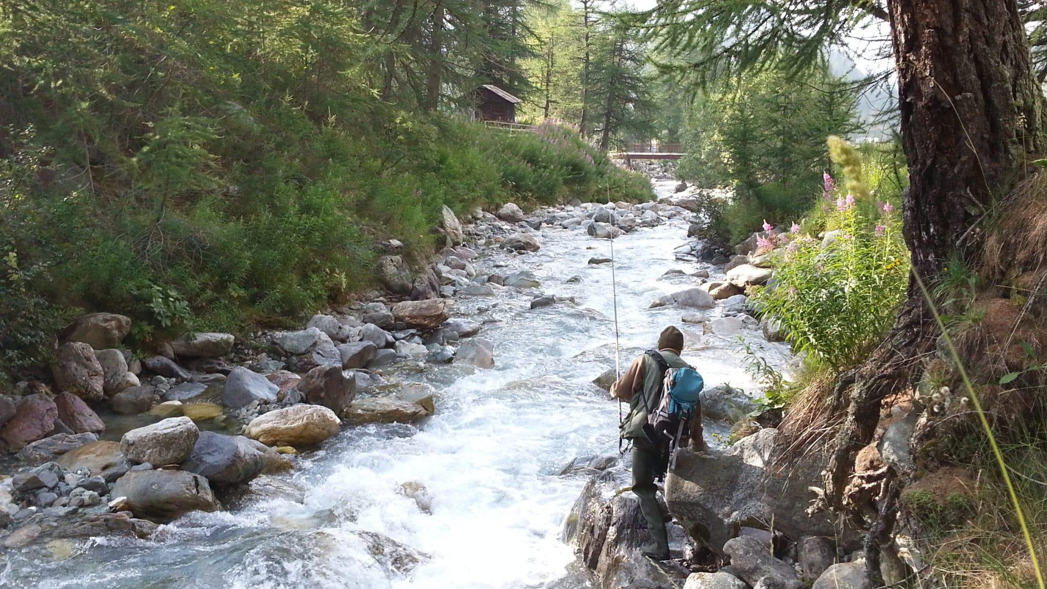 Apre la pesca, ma bisogna rimanere nel proprio comune di residenza