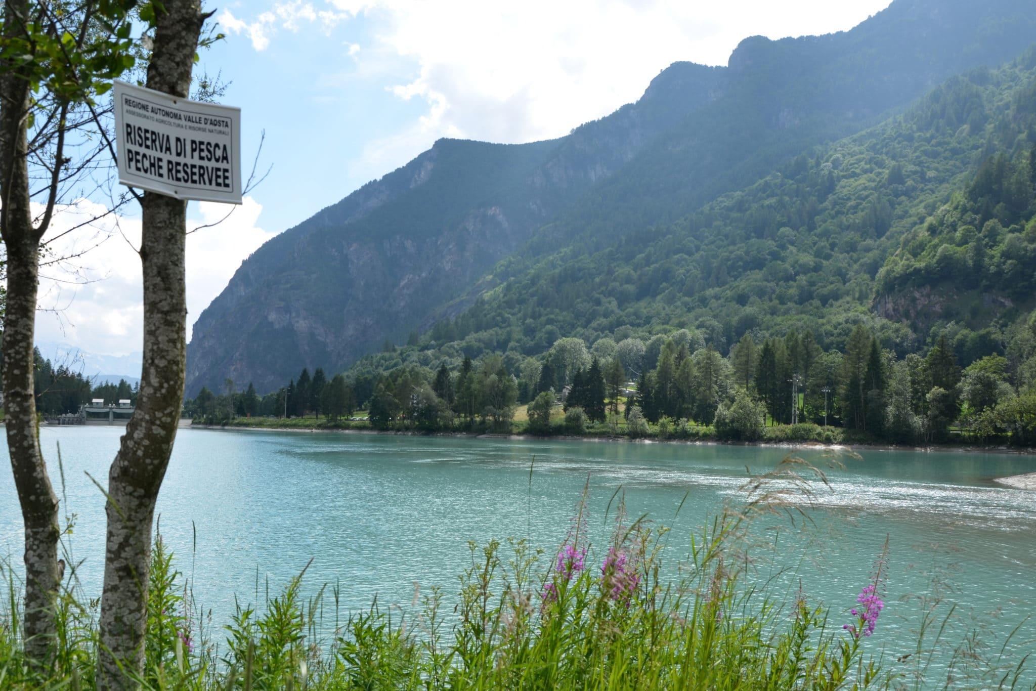 Tutte le riserve a cattura (turistiche e speciali) sono chiuse.